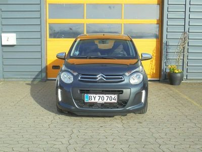 used Citroën C1 1,0 e-VTi 68 Feel