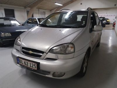 brugt Chevrolet Tacuma 1,6 SX