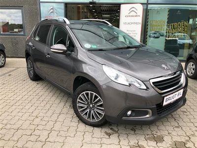 gebraucht Peugeot 2008 1,2 VTi Active Plus 82HK