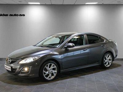 brugt Mazda 6 2,0 Sport aut.