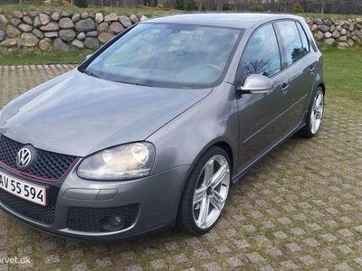 brugt VW Golf 2,0 GTI 200HK 5d 6g