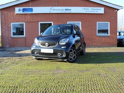 brugt Smart ForTwo Coupé 1,0 aut.
