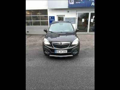 brugt Opel Mokka 1,7 CDTI Cosmo 4x4 130HK 5d 6g Aut.