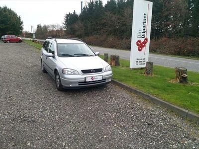 brugt Opel Astra Classic 1,7 CDTI 80HK 5d