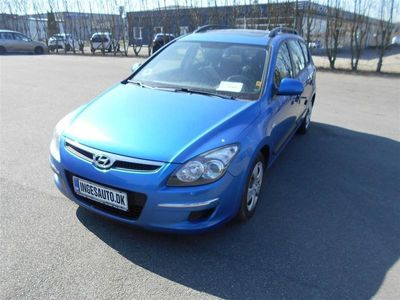 brugt Hyundai i30 Cw 1,4 ISG Classic World Cup Edt. 109HK Stc