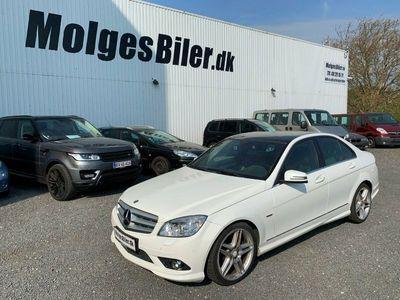 brugt Mercedes C350 3,0 CDi aut. 4-M