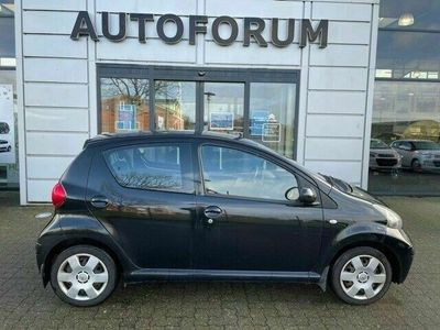 brugt Toyota Aygo 1,0 Plus Blue