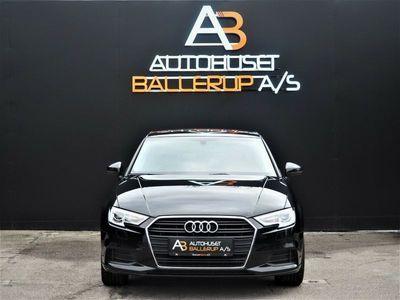 brugt Audi A3 1,0 TFSi 116 S-tr.