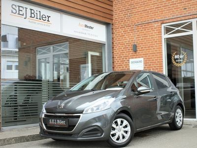 brugt Peugeot 208 1,6 BlueHDI Active + 100HK 5d