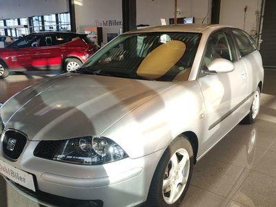 brugt Seat Ibiza 1,8 20V T FR 150HK 3d