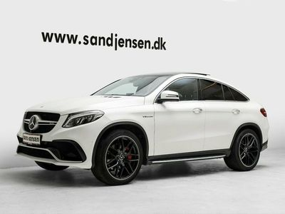 used Mercedes GLE63 AMG 5,5 AMG S Coupé aut. 4-M