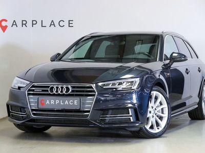 brugt Audi A4 3,0 TDi 272 S-line Avant quat. Tip