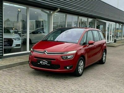 brugt Citroën Grand C4 Picasso 1,6 e-HDi 115 Attraction