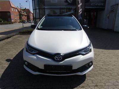 brugt Toyota Auris Touring Sports 1,8 B/EL Prestige 136HK Stc Aut.