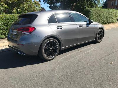 brugt Mercedes A200 A-KlasseHatchback 7G-DCT