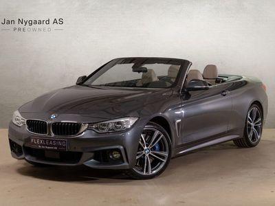 brugt BMW 435 i 3,0 Cabriolet xDrive aut.