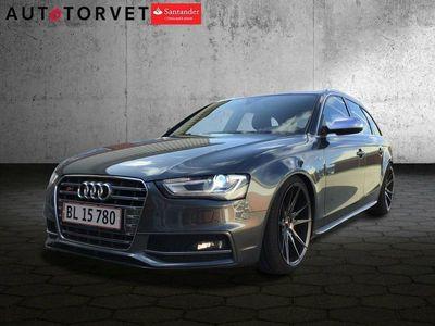 brugt Audi S4 3,0 TFSi Avant quattro S-tr.