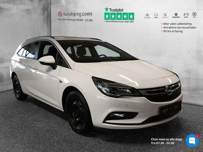 brugt Opel Astra 0 Turbo Enjoy 105HK 5d