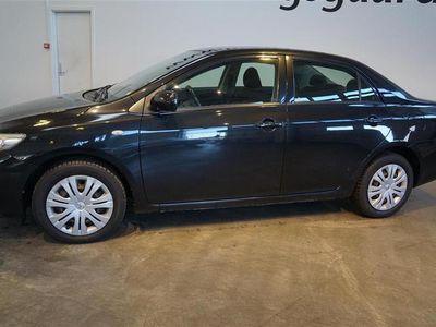 brugt Toyota Corolla 1,6 Linea Luna 124HK
