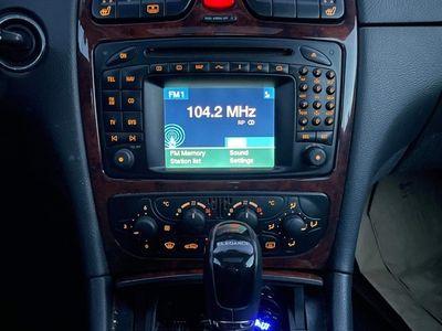 brugt Mercedes CLK270 CDI UOPLYST