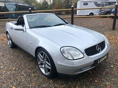 brugt Mercedes 230 SLK-Klasse (R170)2,3 kompr aut.