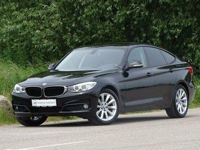 używany BMW 320 Gran Turismo d 2,0 aut.