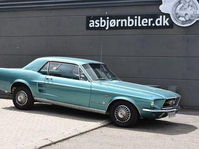 begagnad Ford Mustang 4,7 V8 289cui.