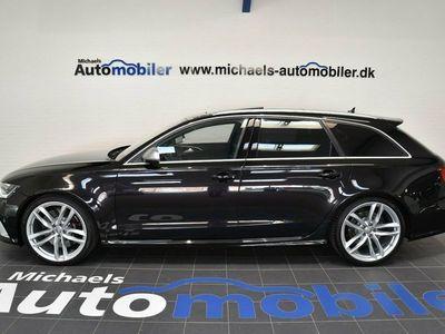 brugt Audi RS6 4,0 TFSi Avant quattro Tiptr. Van