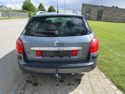 brugt Peugeot 407 1,6 HDI STC.