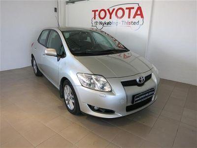 brugt Toyota Auris 1,4 D-4D Linea Luna Plus 90HK 5d