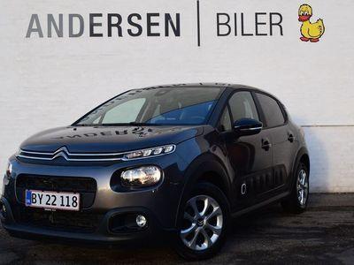 brugt Citroën C3 1,2 PureTech Sport start/stop 110HK 5d