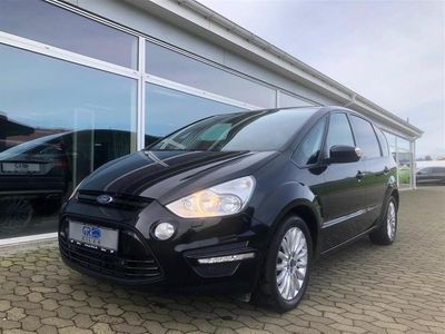 brugt Ford S-MAX 2,0 TDCi Collection Powershift 163HK 6g Aut.