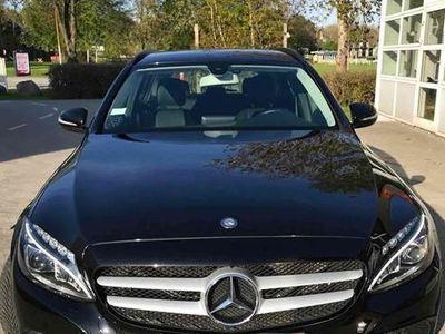brugt Mercedes C200 2,0 00 St.Car 7G-TRONIC PLUS