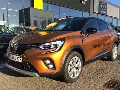 brugt Renault Captur 1,0 TCe 100 Intens