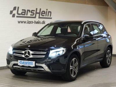 brugt Mercedes GLC220 d Exclusive aut. 4-M