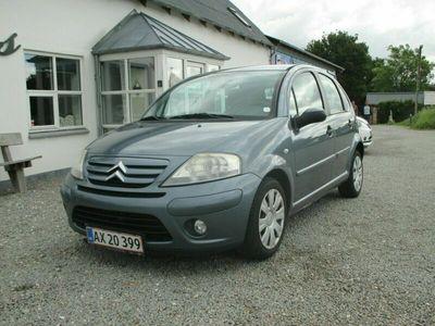 brugt Citroën C3 1,6 16V Family
