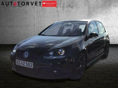 brugt VW Golf V 2,0 GTi DSG