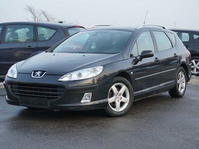 brugt Peugeot 407 1,6 HDi SR SW