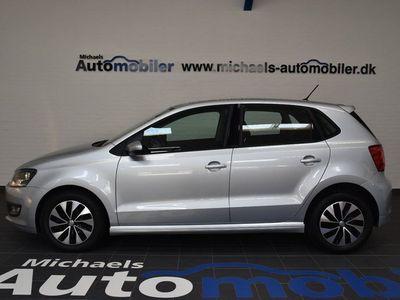 gebraucht VW Polo 1,0 TSi 95 BlueMotion