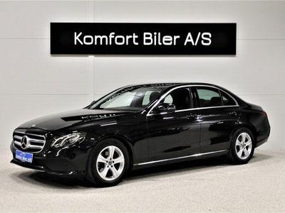 brugt Mercedes E220 Business aut. 2,0