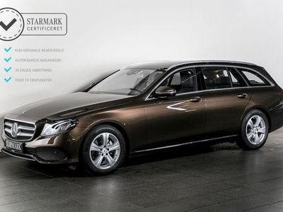 usado Mercedes E220 2,0 Avantgarde st.car aut.