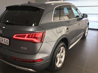 brugt Audi Q5 2,0 TFSI 252 hk 185 kW 5-dørs quattro S tronic