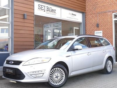 brugt Ford Mondeo 2,0 TDCi Collection 140HK st.car