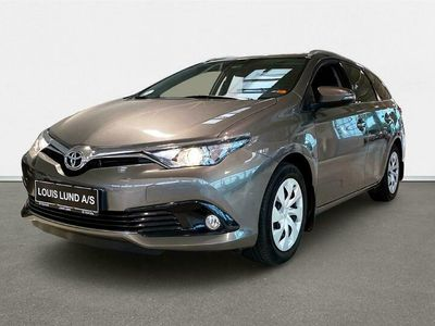 brugt Toyota Auris Touring Sports 1,2 T T2 116HK Stc 6g A+