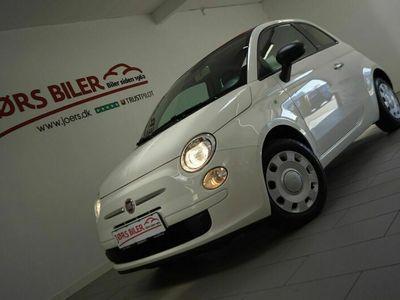 brugt Fiat 500C 1,2 Wind