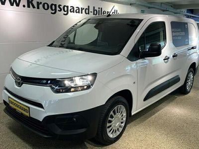 brugt Toyota Proace City Long 15 D Comfort 130HK Van 8g Aut.