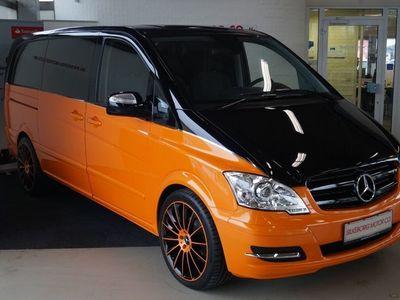 brugt Mercedes Vito 113 2,2 CDi Comfort L aut.