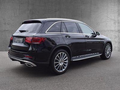 brugt Mercedes GLC220 d 2,0 D 4-Matic 9G-Tronic 194HK 5d 9g Aut.