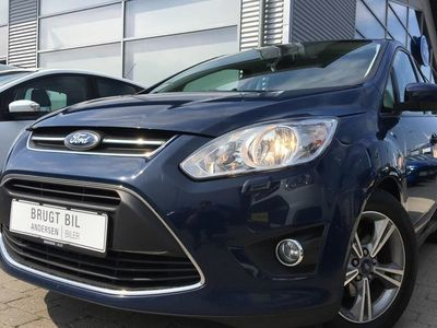 gebraucht Ford C-MAX 1,0 EcoBoost Edition 100HK 6g