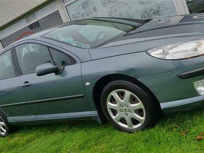 brugt Peugeot 407 1,6 HDI Performance 109HK